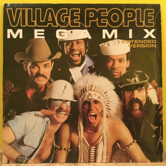Village People - Mega Mix - 12