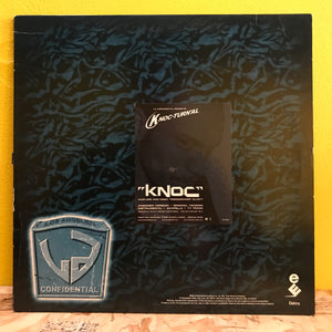 "Knoc-Turn'al - Knoc - 12""single - Hip Hop"