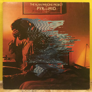 Alan Parsons Project - Pyramid - Rock Pop - LP