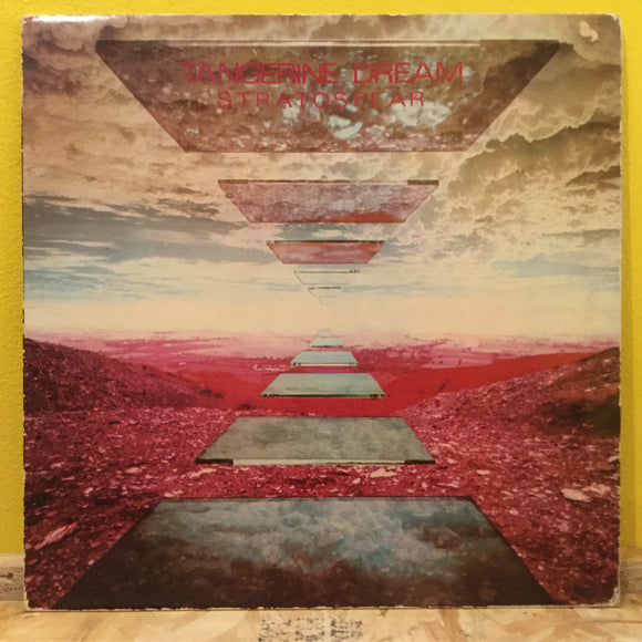 Tangerine Dream - Stratosfear - LP - Rock