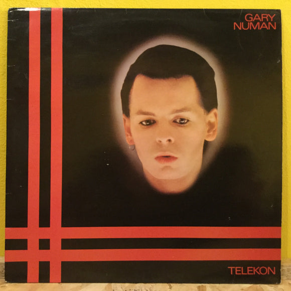 Gary Numan - Telekon - LP - new wave