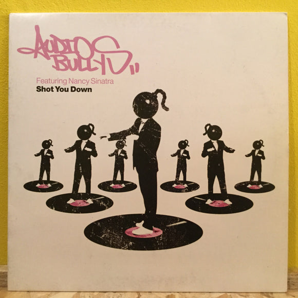 Audio Bullys - Shot You Down - 12