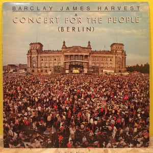 Barclay James Harvest - a Concert for the People - LP - soft rock