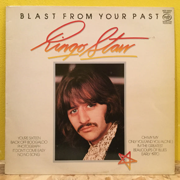 Ringo Star - Blast from your Past - LP - Rock