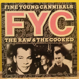 Fine Young Cannibals - The Raw & The Cooked - LP - synth pop