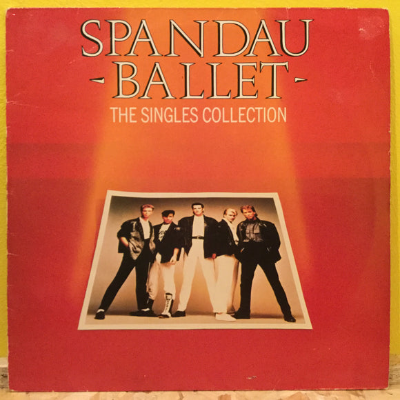 Spandau Ballet - The Singles Collection - Synth Pop - LP