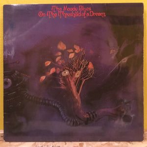 The Moody Blues - On the Threshold of A Dream - LP - rock