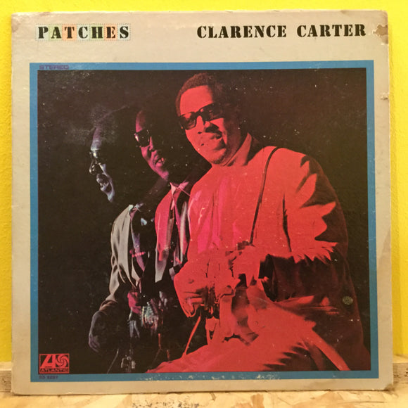 Clarence Carter - Patches - LP - blues rock