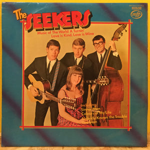The Seekers - Music of.. - LP, Comp - pop