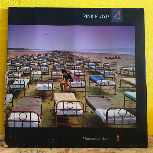 Pink Floyd ‎– A Momentary Lapse Of Reason - LP - rock