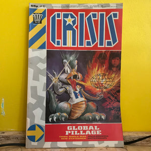 2000AD Presents: Crisis - UK Fortnightly Comic - (Issue 06) - independent