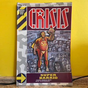 2000AD Presents: Crisis - UK Fortnightly Comic - (Issue 08) - independent