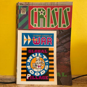 2000AD Presents: Crisis - UK Fortnightly Comic - (Issue 16) - independent