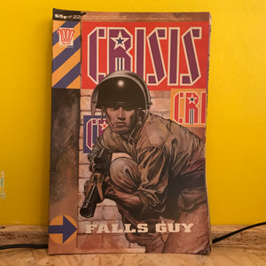 2000AD Presents: Crisis - UK Fortnightly Comic - (Issue 22) - independent