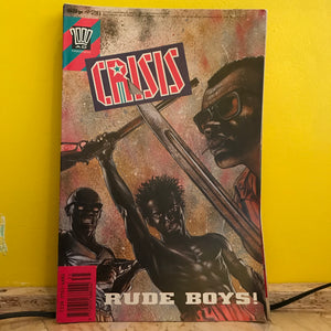 2000AD Presents: Crisis - UK Fortnightly Comic - (Issue 26) - independent