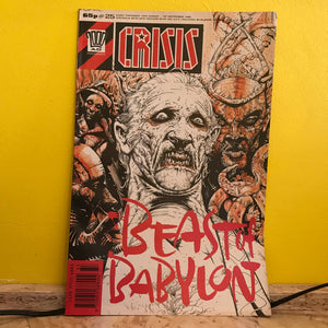2000AD Presents: Crisis - UK Fortnightly Comic - (Issue 25) - independent