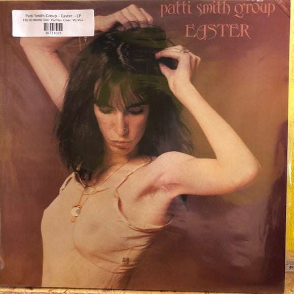 Patti Smith Group - Easter - LP