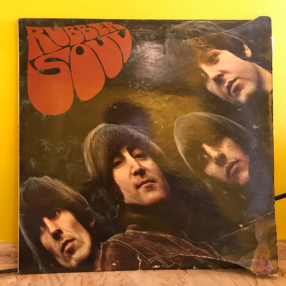 The Beatles - Rubber Soul - LP - pop