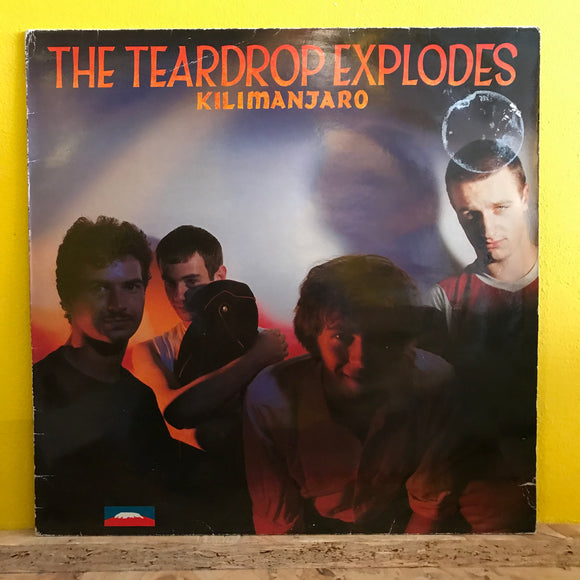 The Teardrop Explodes - Kilimanjaro - LP - new wave