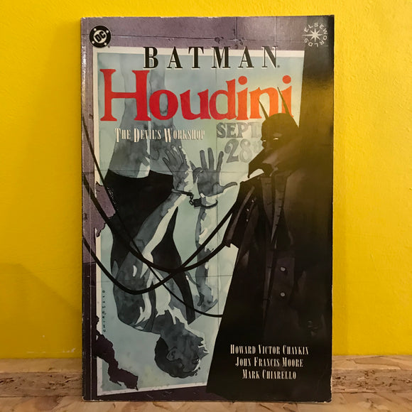 DC - Batman Houdini (1993) - Graphic Novel