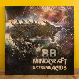 "88 Mind Craft Extreme Acid 3 - 12"" - techno"
