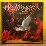 The Mission ‎– Carved In Sand - LP - goth rock
