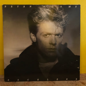Bryan Adams ‎– Reckless - LP - rock