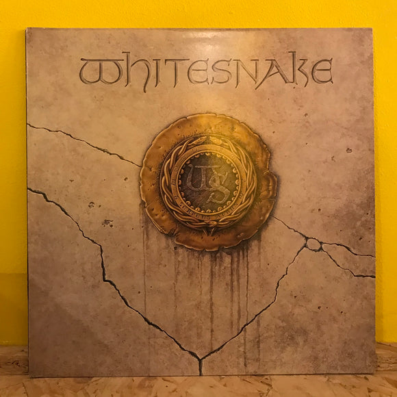 Whitesnake - 1987 - LP - hard rock/rock