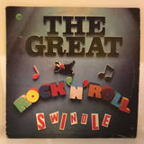 The Sex Pistols - The Great Rock n Roll Swindle - LP (x2) - punk
