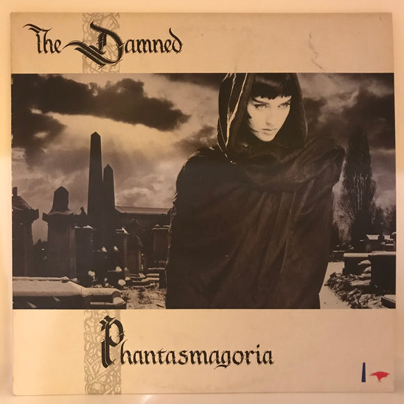 The Damned - Phantasmagoria - LP - punk