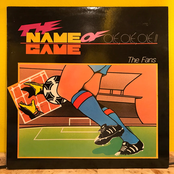 The Fans - The Name of Game - 12