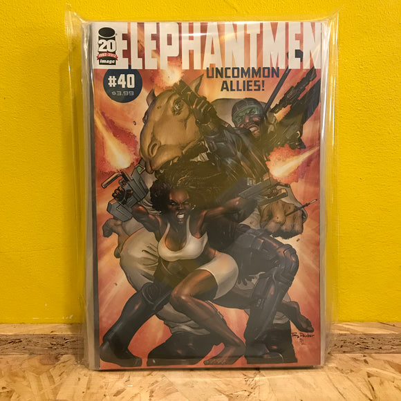 Image - Elephantmen: Uncommon Allies! - Issues 40 to 50 - Comics Combo - Independent