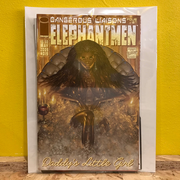 Image Comics - Elephantmen: Dangerous Liaisons - Issues 4 & 8 (of 8) - Comics Combo - Independent