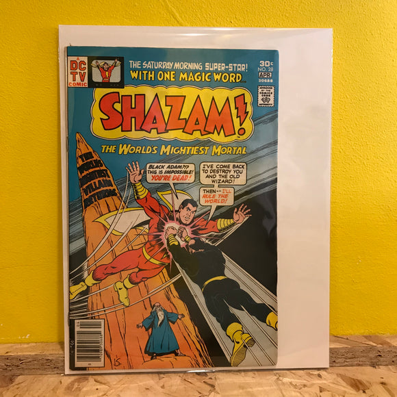 A DC TV Comic - Shazam! - The Worlds Mightiest Mortal - No 28