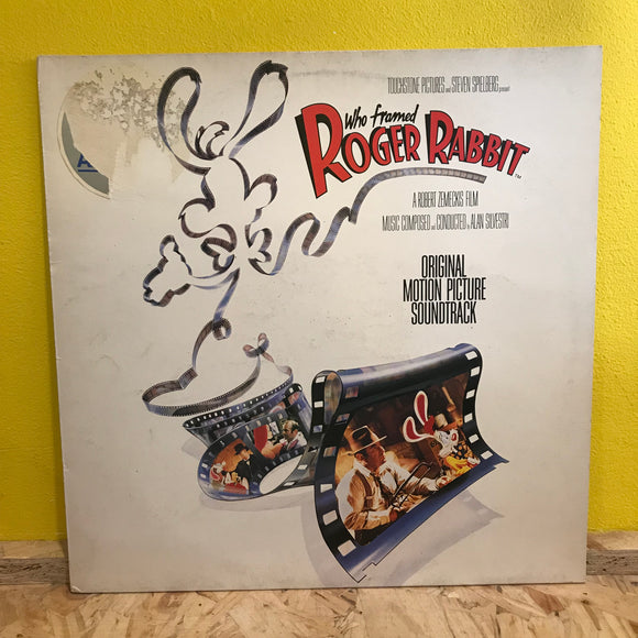Alan Silvestri - Who Framed Roger Rabbit - LP - soundtrack