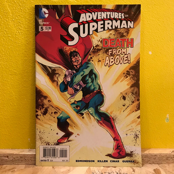 DC - Superman - Adventures of - Comics (Issue 5)