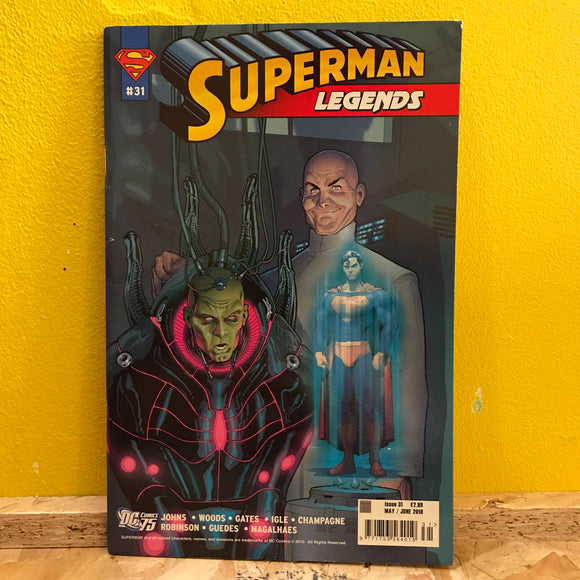 DC - Superman - Legends - Comics (Issue 31)