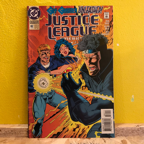 DC - Justice League America - (Issues 81 & 82) - Comic Combo