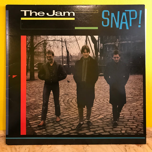 The Jam - Snap! - LP (x2) - mod