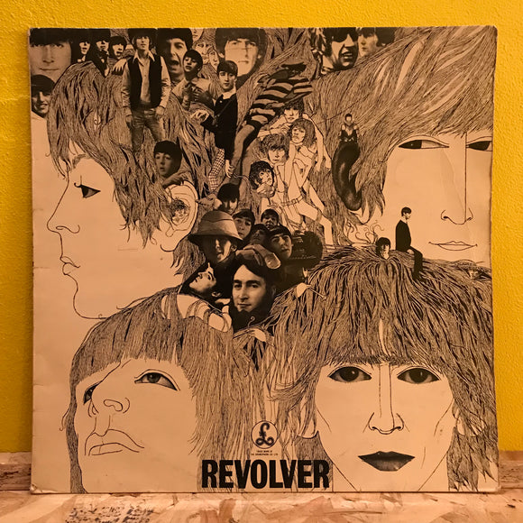The Beatles - Revolver - LP - rock