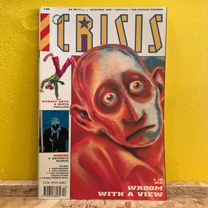 2000AD Presents: Crisis - UK Monthly Comic - (Issue 53) - independent