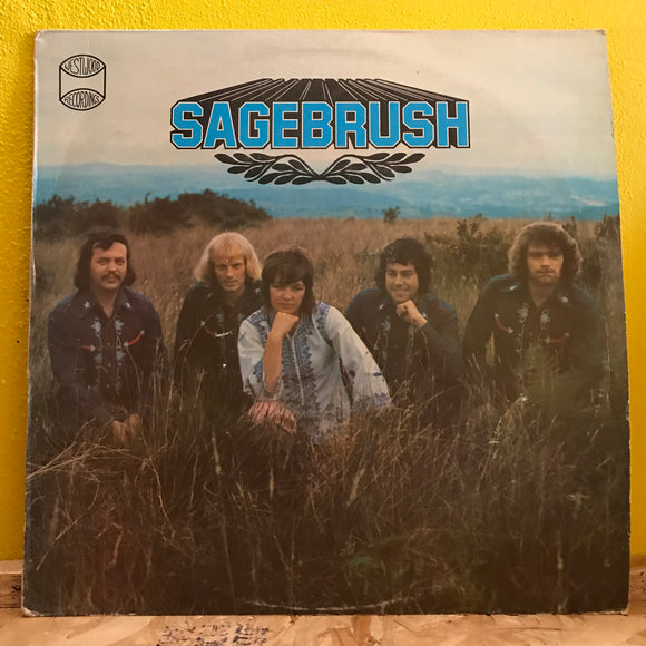 Sagebrush - Sagebrush - LP - folk