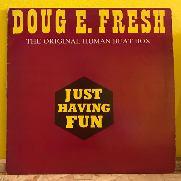Doug E. Fresh ‎– Just Having Fun - 12