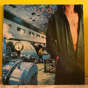 UFO - Lights Out - LP - hard rock
