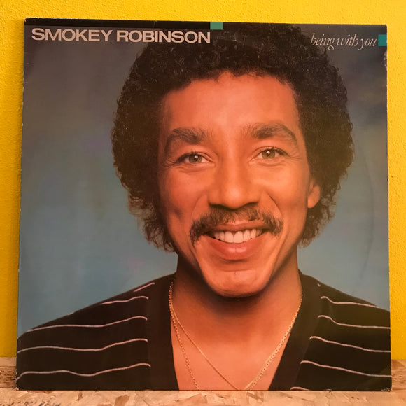 Smokey Robinson - Being With You - LP - soul