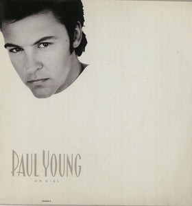 "Paul Young - Oh Girl - 12""single - Pop Rock"