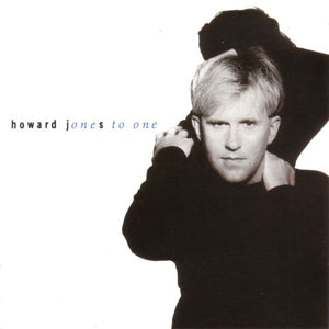 Howard Jones - One To One - LP - synth pop