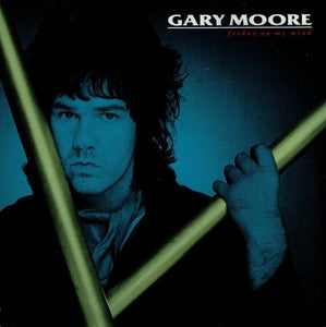 "Gary Moore - Friday on my Mind - 12"" single - rock"