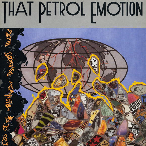 That Petrol Emotion - End of the Millennium Psycho Blues - LP - pop rock