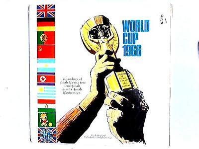 World Cup 1966 - recordings of final, semi & quarter finals & interviews